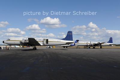 2012-05-17 N351CE Douglas DC6 Everts Air