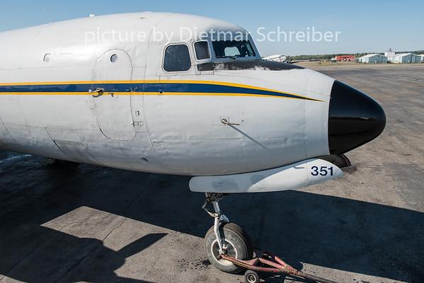 2015-06-18 N351CE DC6 Everts Air