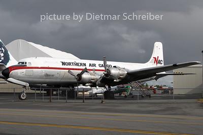 2010-06-20 N43872 Douglas DC6 Northern AIr Cargo