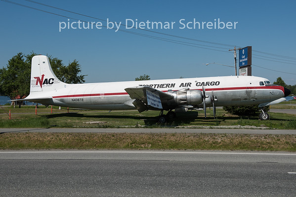 2015-06-17 N43872 DC6 Northern Air Cargo