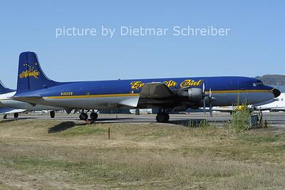 2012-05-17 N451CE Douglas DC6 Everts Air Fuel