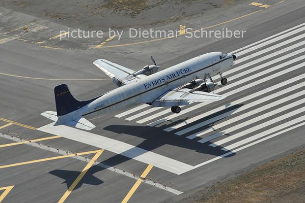 2012-05-15 N6586C Douglas DC6 Everts Air Fuel