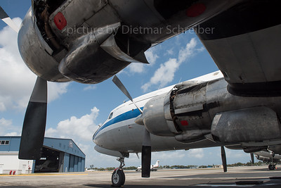 2016-03-13 N70BF Douglas DC6 Florida Air Transport