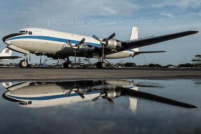 2016-03-12 N70BF Douglas DC6 Florida Air Transport