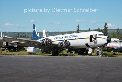 2010-06-14 N888DG Douglas DC6 Everts Air
