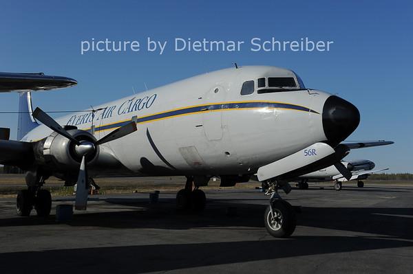 2012-05-17 N9056R Douglas DC6 Everts Air