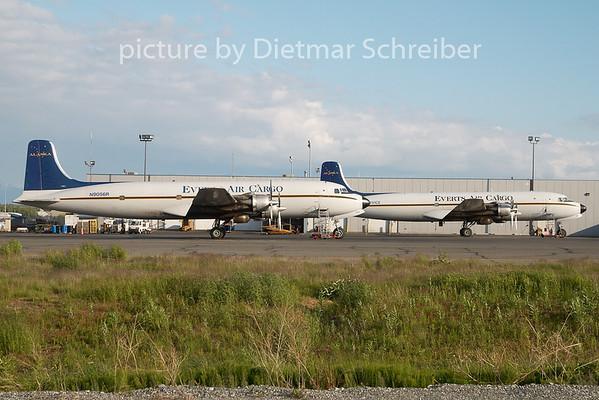 2010-06-13 N9056R Douglas DC6 Everts Air
