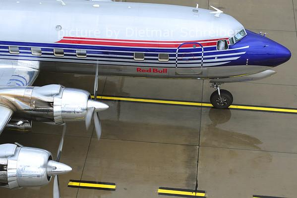 2014-05-18 OE-LDM Douglas DC6 Flying Bulls