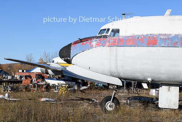 2018-09-27 N90251 Douglas DC7
