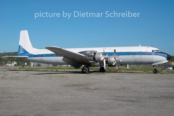 2010-06-14 N90251 Douglas DC7