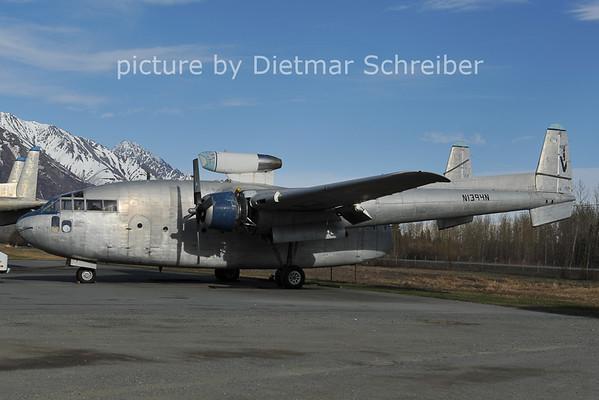 2012-05-13 N1394N C119 Flying Boxcar