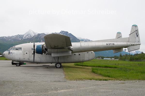 2010-06-15 N1394N C119 Flying Boxcar