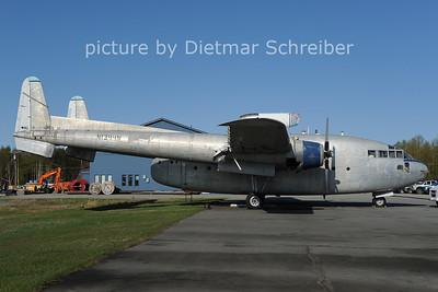 2012-05-18 N1394N Fairchild C119 Flying Boxcar
