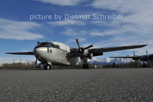 2012-05-13 N8501W Fairchild C119 Flying boxcar
