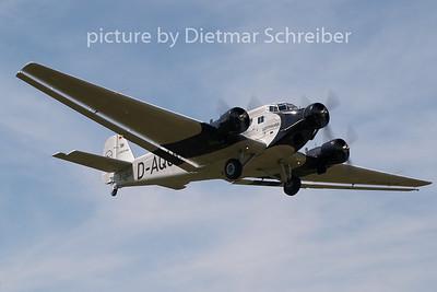 2009-06-08 D-CDLH (D-AQUI) Junkers Ju52 Lufthansa