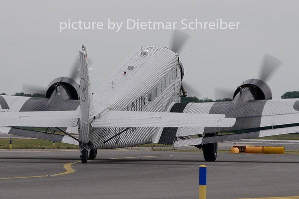 2009-06-15 D-CDLH (D-AQUI) Junkers Ju52 Lufthansa