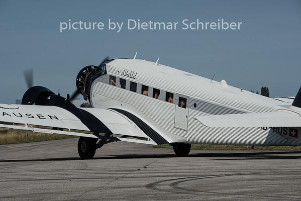2015-07-11 HB-HOS Ju52 Ju Air