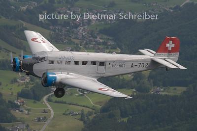 2009-07-11 HB-HOT Junkers Ju52 Ju Air
