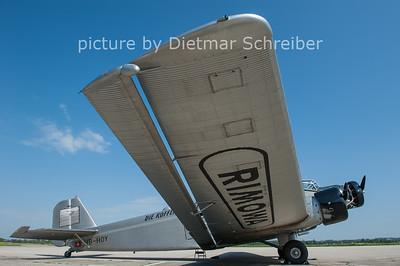 2011-07-09 HB-HOY Junkers Ju52 Ju AIr
