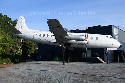 2019-05-31 G-AZNA Vickers Viscount
