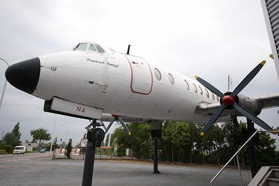 2008-05-24 G-AZNA Vickers Viscount