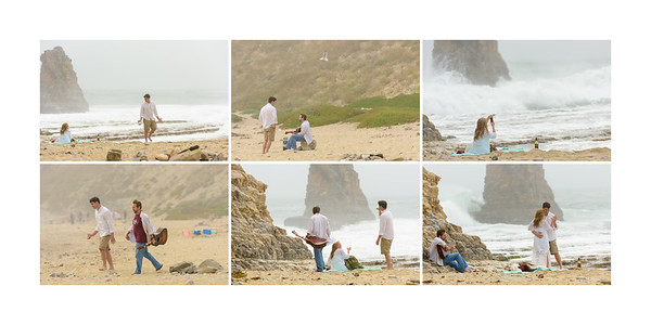Wedding Proposal Photography Davenport Beach Julianna And Brian 03