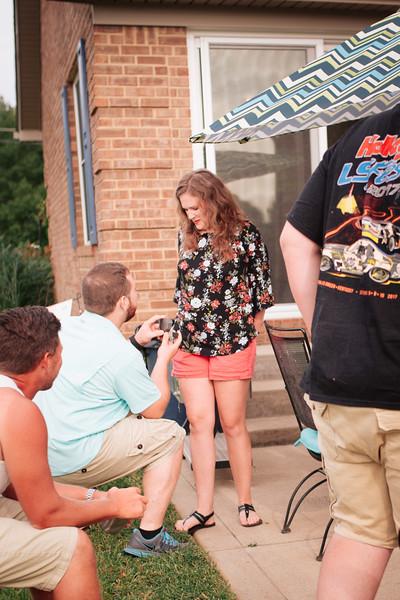 Vanda & Blake Proposal