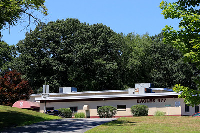 Proposed Cell Tower going up behind Leominster Eagles Club