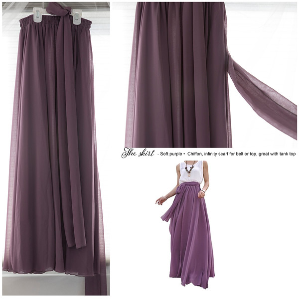 Purple skirt_SH