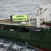 Greenpeace protest Rowan Reniassance drill ship
