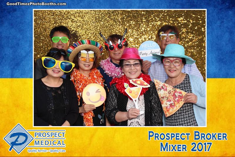 Prospect Broker Mixer 2017