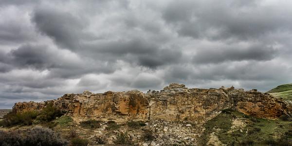 Sandstone Cliff (HD)