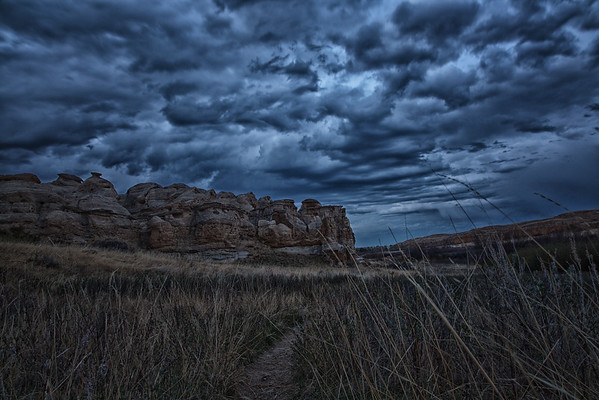 Writing-on-Stone Provincial Park (HD)