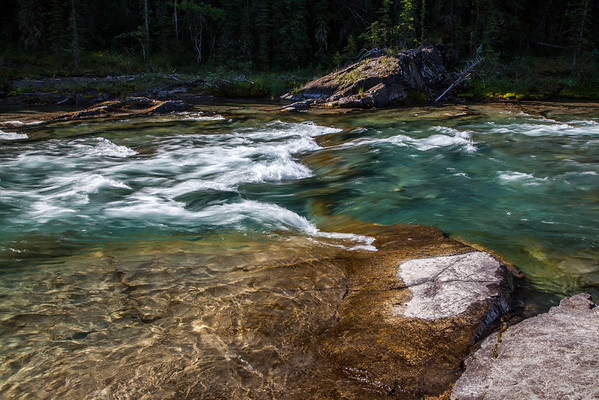 Elbow Falls Provincial Recreation Area