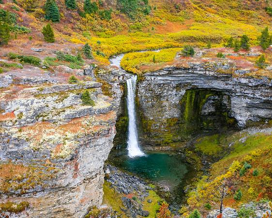 Casket Creek Fall