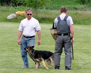 5/07 - O. G. Bierstadt Schutzhund Trial