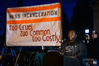 A Day of Action in Olympia to End Mass Incarceration