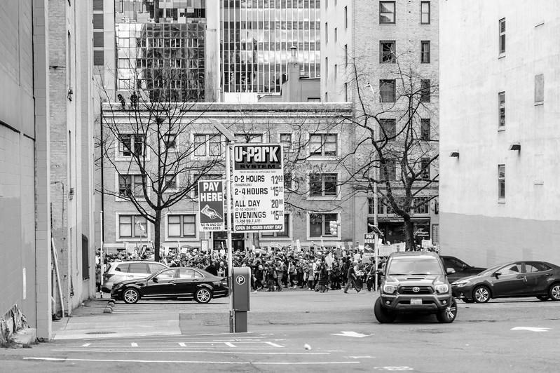 Seattle Women's March