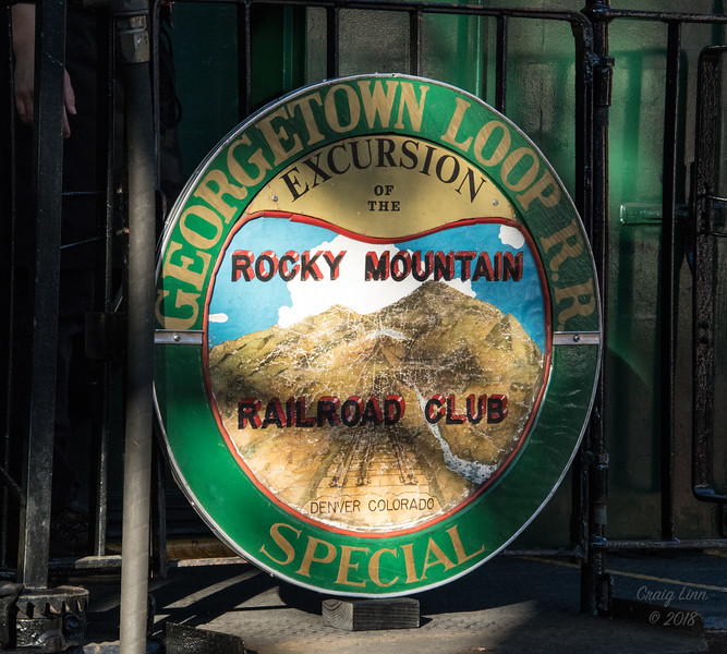 Rocky Mountain Railroad Club Charter - Sept 8, 2018