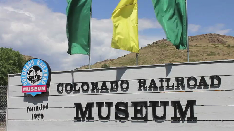 720p video of activities from the Colorado Railroad Museum's Wild West Day held on June 22nd 2013.  This file is approximately 500MB, so it is not for folks with a slow dial up.  Check the other video for a lower compression.