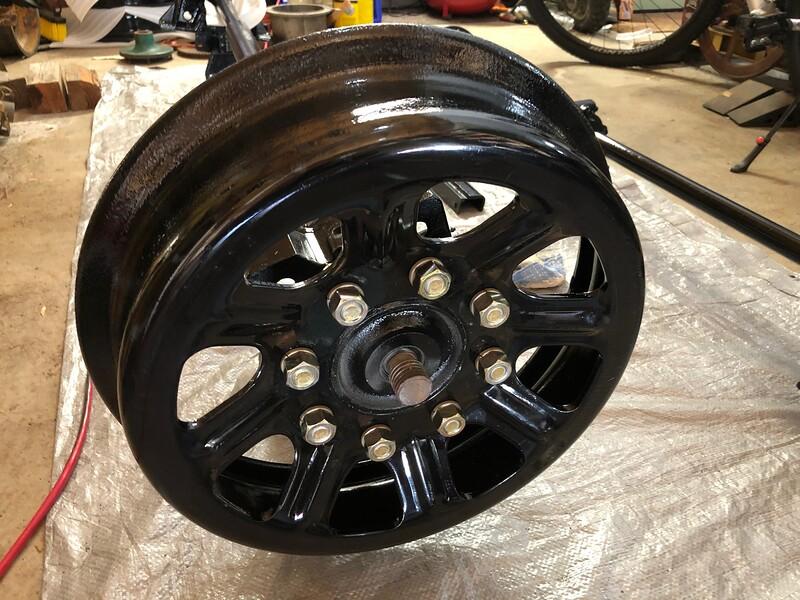 Wheel bolts