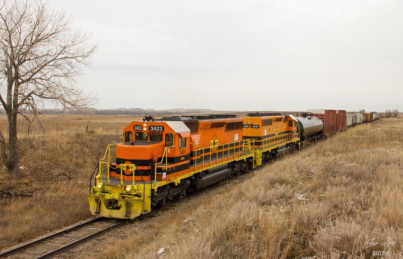 RCP&E in the Nebraska Plains