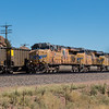 UP 7778 AC45CCTE with Intermodal West Bound