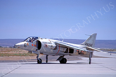PT 00005 Hawker Siddeley P1127 FGA1 Kestrel USAF 418266 21 May 1967 Edwards AFB by Peter B Lewis