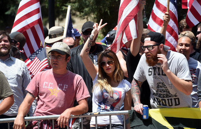 Proud Boys Protest
