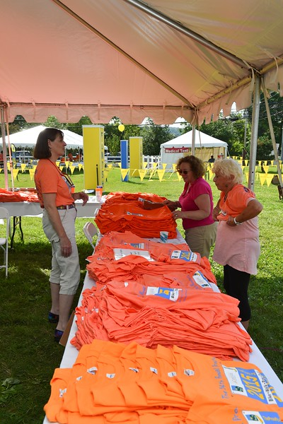 Prouty 2015 Volunteers