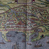 Map of Alexandria, 16th century