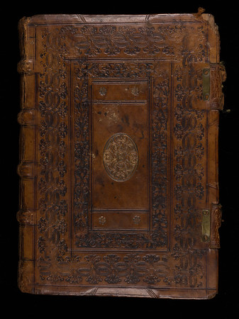 English binding, 17th century