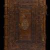 English binding, 17th century