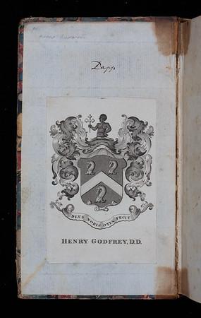 Bookplate, 19th century